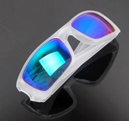 Wholesale Cheap Fashion Glasses For Men - Fashion Designer Sunglasses Full Frame Summer Sunshade Eyeglasses For Mens Womens Resin lenses Outdoor Sports Dazzle colour Glasses cheap