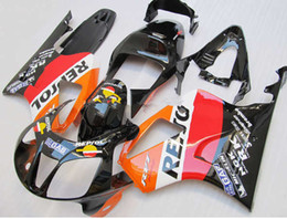 Wholesale rc51 sp2 - REPSOL black white red Yellow VTR1000 SP1 RC51 2000 2001 2002 2003 2004 2005 2006 00-06 Body Fairing for