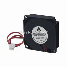Вентилятор 4 см 12v онлайн-Оптово-5PCS / серия Gdstime 2Pin 12V 4cm 40mm 40x10mm Бесщеточный центробежный вентилятор охлаждения