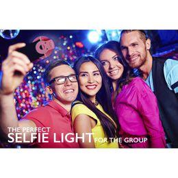 Bague LED Selfie Light Eclairage supplémentaire Night Darkness Selfie Enhancing pour la photographie pour iphone7 samsung note7 avec câble de chargement ? partir de fabricateur