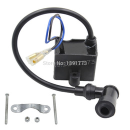 Wholesale Cdi Bike Ignition - NEW CDI Ignition Coil 50cc 60cc 66cc 80cc Engine Motor Motorized Bicycles Bikes Free Shipping