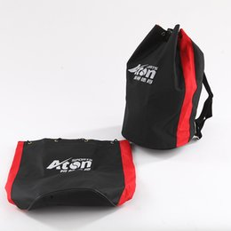 Wholesale Wholesale Gear Bags - Taekwondo Backpack Bag Taekwondo Adult Kids Taekwondo Bag Equipment Package Protector Package High Quality Oxford Cloth Bag Two Size