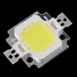 Wholesale Smd Store - Wholesale- 2017 Pure White COB SMD Led Chip Flood Light Lamp Bead 10W Worldwide Store