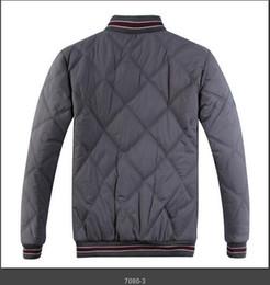 Polo pour hommes en Ligne-Livraison gratuite Hommes PoLo coton col de chemise à capuchon gilets sans manches vestes plus gilets matelassés taille Hommes PAUL gilets de survêtement, taille M-XXL