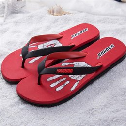 Wholesale Wholesale Casual Shoes For Men - Best Quality Men Shoes Slippers Male Summer Flip Flops Fashion superstar Beach Slippers Casual Original Slippers For Men's Sandals
