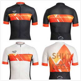 Wholesale Bicycle Leg - Bontrag Shut Up Legs 2017 Cycling Jersey short sleeve cycling shirt Bike bicycle clothes Clothing Ropa Ciclismo