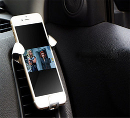 Wholesale Mp3 Roses - 2017 new Arrivals, creative US Stock!Air Vent Universal The car Mount Holder Bracket For iPhone Samsung Phones GPS PSP iPod MP3 MP4 Player