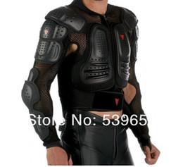 Wholesale Motorbike Body Armor - Free shipping 1pcs jacket wav 1-2-3 neck Motor,Motocross,racing,motorcycle,motorbike Full Body Armor with aluminum