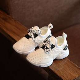 Wholesale Glitter Shoes For Girls - 2017 New Autumn Glitter Kids Fit Girl Boy Shoes Fashion Sport Shoes Mid-cut Star Sneaker Shoes For Girls 15 Size NMD