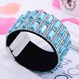 Wholesale Vision Gifts - fashion vision Crystal Tennis bracelets many colors for choice magnetic connect bracelet jewelry for men or women HB00028