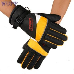 Wholesale Full Electric Cars - Wholesale- New Arrival 12V Charging Gloves Grips Electric Car Electric Heating Glove Thermal Insulation or18