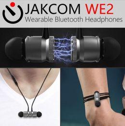 Wholesale New Stereo Products - Jakcom WE2 Wearable Bluetooth Headphones 2017 New Product Of Earphones Headphones as wireless earphone phone accessories mobile