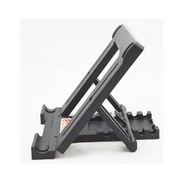 Soporte de escritorio plegable plegable para tableta MP4 a partir de 5 ángulos cómodos Soporte de lectores de tableta para iPad de tableta desde fabricantes