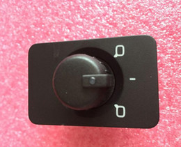 Wholesale Mirror Audi - For audi A6 4B C5 97-04 4B1959565A Original adjust Knob side mirror switch with memory 4B1 959 565A