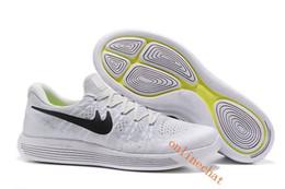 Wholesale Big Discounts - Big Discount Lunarepic 8 Shoes Low Cut Free Run Running Shoes Women Mens Lunar Epic Free Runs Sports Trainers Size 36-45