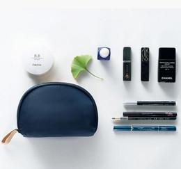 Wholesale Gray Clutch Handbag - Lady MakeUp Pouch Cosmetic Make Up Bag handbag Clutch Hanging Toiletries Travel High Quality Free shipping
