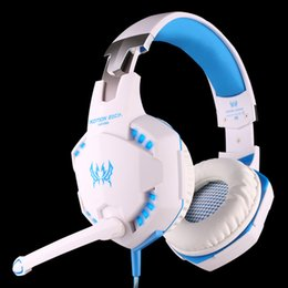 Wholesale Sound Shells - Gaming Headset, Independent vibration chip super game experience, 50mm bass sound, cool LED cold light matte shell, surrounded by noise
