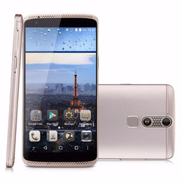 Wholesale Zte Hebrew - Original ZTE Axon Mini B2015 Android 5.1 Snapdragon MSM8939 1.5GHz Octa-core 3G RAM 32G ROM FHD 5.2 Inch 13.0MP Fingerprint Cell Phone
