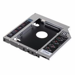 Großhandels-12,7 mm SATA HDD SSD Festplattenlaufwerk Caddy optische DVD Bay Adapter für Asus K53SV VCQ06 P79 von Fabrikanten