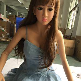 Wholesale Japanese Dolls Realdoll - NEW 168cm lifelike silicone sex dolls, japanese realdoll, realistic vagina pussy anal love doll, silicon breast masturbator