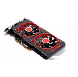Wholesale Amd Radeon Graphics Card - 2017 HOT XFX RX 560 Pulse 4GB GDDR5 PCI Express 3.0 1300MHz AMD Radeon Graphics Card