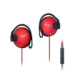 super mobile phones Promo Codes - Shini Q140 Headphones 3.5mm headset earhook Headset Super Bass With Mic For Mp3 Mp4 Computer Mobile Phone Fone De ouvido