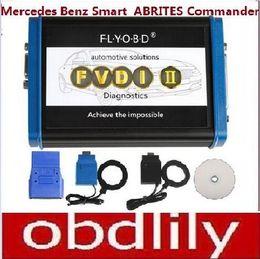 Wholesale Mercedes Fvdi - FLY FVDI2 ABRITES Commander For Mercedes-Benz Smart Maybach(V7.0) Software USB Dongle for Benz FVDI 2 Diagnostic Scanner