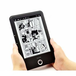 "Wholesale Ebook Eink - Wholesale- 6.8"" Ebook ONYX BOOX T76 Plus EBook Ultra HD Capacitive Android 4.0 Touch Eink Screen E Book Reader WIFI Back Light"