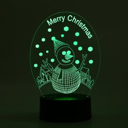 Wholesale Mood Egg - New Colorful Table Lamp Luminaria Led Night Lights Christmas Decorative Lighting Mood Lamp Great Gift For Kids