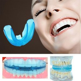 Wholesale Blue Tooth Kits - Utility Tooth Orthodontic Appliance,Blue Silicone Hot Professional Alignment Braces,Oral Hygiene Dental Care Equipment for Teeth