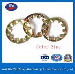 Wholesale Finish Standards - High Presion Blacking Finishing Fastener (DIN6797J) with ISO(M1.6-M30)