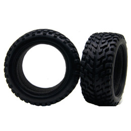 Wholesale Electric Rc Car 16 - 4x RC Pull Rally 1:10 On Road Car 1:16 Off-Road Buggy Tires 7004