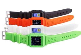 2019 наручные часы магазин Студент MP4 часы 4/8 ГБ памяти экзамен часы 10 линия TXT Mp4 часы с электронной книгой и играть музыку фото смотреть дешево наручные часы магазин