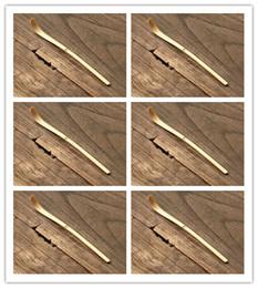 Wholesale Tea Measuring Scoop Spoon - Hot Retro Natural Bamboo Matcha Scoop Powder matcha Spoon Ceremony Tools Matcha Tea Measure