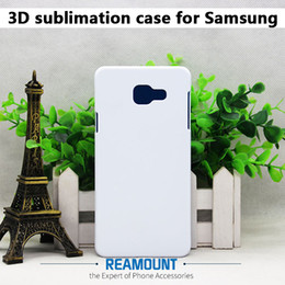 Wholesale S4 Sublimation - Wholesale Free Shipping Newest 3D Sublimation Plastic Phone Case for Samsung S6 S6 EDGE S5 S4 NOTE 3
