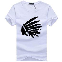 Canada 2017 Nouveau Été Pas Cher Tees Crossfit T Shirts Hommes Marque T-Shirt Fitness Top T-shirts Crâne Swag Coton O Cou Vêtements À Manches Courtes cheap cheap cotton tees Offre