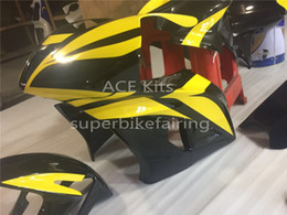 Wholesale Race Car Track - 3 free gifts For Honda CBR600RR F5 07 12 CBR600RR 2007 2012 The racing car surrounds the track edition and surrounds the cover Yellow A1