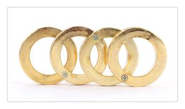 Wholesale Steel Wolf Ring - Boxing Defense self-defense ring titanium steel knuckles Men Women woman anti-wolf Ring pull buckle ring finger