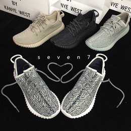 Wholesale Cheap White Shoes For Women - Wholesale 350 Boost 350 Moonrock Pirate black Turtle Dove Low Fashion Shoes Cheap Shoe Sale New Sneakers For Men women Dropshipping Accepted