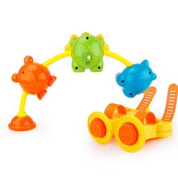 Wholesale Infant Lathe Hanging Toys - Wholesale- New Infant Toys Baby Crib Revolves Around The Bed Stroller Playing Toy Crib Lathe Hanging Baby Rattles