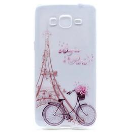 Wholesale Skin For Iphone Paris - Cartoon Flower Mandala TPU Soft Dandelion Feather Paris Skin Cover Case For Iphone 7 Plus I7 6S SE 5S S7 edge G530 G360