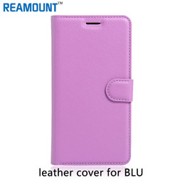 Wholesale Blu Dash Cover - 20 pcs for BLU Life One X 2016 Case Luxury Flip Leather Case for BLU Dash X2 Phone Cover Capa