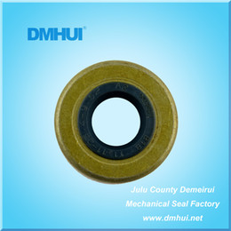Wholesale Oil Seal Hydraulic - ISO 9001:2008 DMHUI brand seal factory High pressure oil seal 11.11*25.4*9.52 11.11x25.4x9.52 NBR rubber TBV type used for hydraulic motor