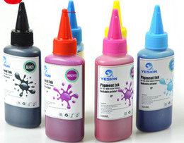 Wholesale Ink Bottle Epson - High quality 100ml per Bottle Dye-based Sublimation Ink for Heat Press Machine and T-shirt,Ink EspeciallyUuse for Epson Series Printer