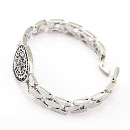 Wholesale Characters Black Butler - Free Shipping Hot Sale Black Butler Bracelet Alloy Decoration Bangle For Men Women Retro Charm Anime Jewelry Gift