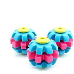 Wholesale Balls For Tennis - Best Selling Tennis Ball Toys for Dogs Interactive Play With Master for TPR Combination chew durable safe toy Fun New Products