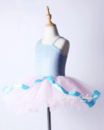Wholesale Costumes Tutus For Women - Ballet Skirt For Girls New's Summer Tutu Profession Custom Made Dancing Wear Adult Children Competition Ballet Dance Costumes