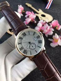Wholesale Dress Displays - Fashion Dress Women Watch Luxury Watches Calendar Display Leather Strap Top Brand Casual Quartz Wristwatches for Women relojes birthday Gift