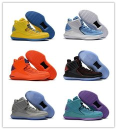 Wholesale High Speed Cycles - 2017 New Arrival Retro 32 Flights Speed Men's Basketball Shoes for High quality Airs XXXII 32s Sports Sneakers US 7-12 with box