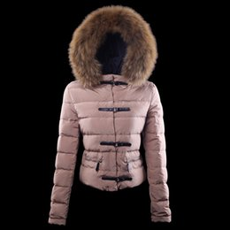 Wholesale Warmest Womens Ski Jacket - 2016 New Womens Jackets Fashion Windproof Warm Duck Winter Ski Down Coats Outdoor Casual Sports Brand Ladies Coats S-XL